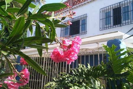 EL APARTAMENTO: charming garden apartment sea view - Motril