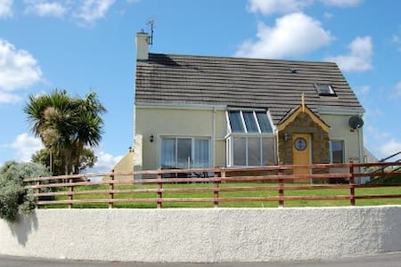 Holiday Home, Ardliath, Rossnowlagh, Donegal - Golf View
