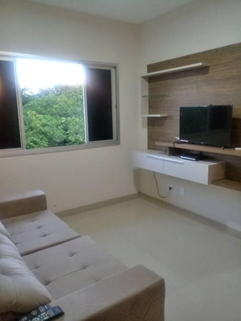 Apartamento próx à Arena da Amazônia/HEMOAM.