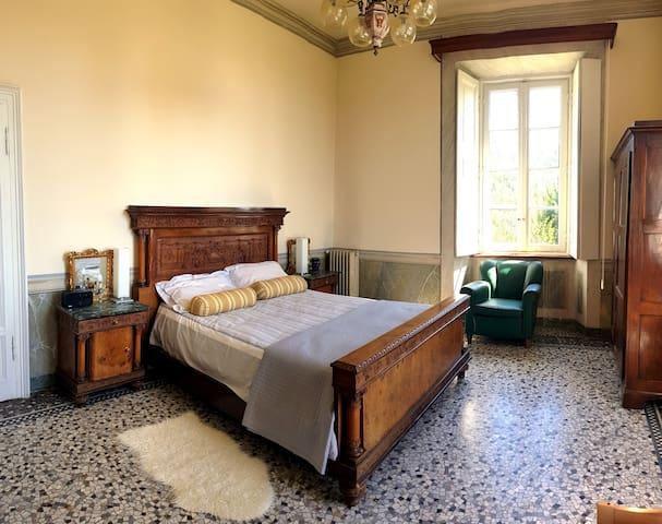 Villa CALVI stunning room #1 at Lago Maggiore!