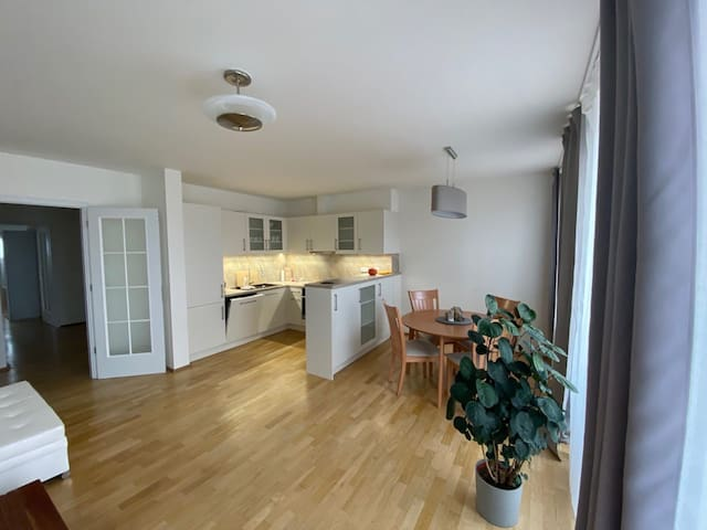 Super Modern Apartment with terrace  at Vinohrady