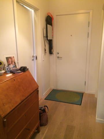 Hyggelig lejlighed i dejligt kvarter - Rødovre - Apartemen
