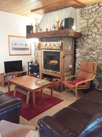 House in Picturesque Pyrenean Village of Campan