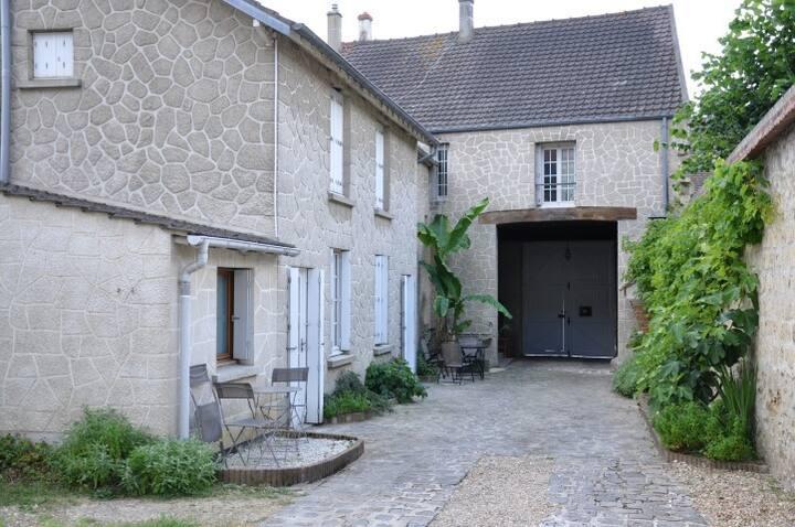 Votre escapade à Neuville sur Oise, bienvenue!!!