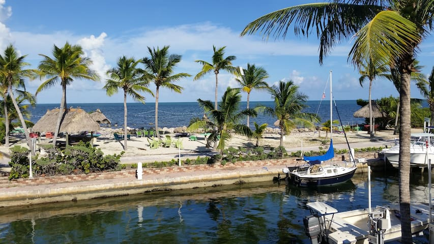 Just Renovated Key Largo Home with a View