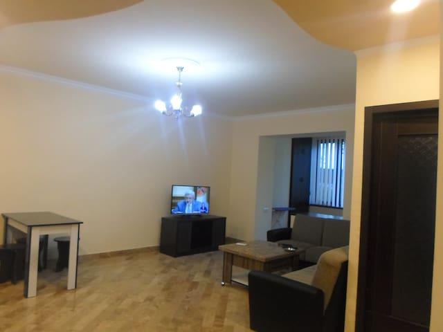 Красивая квартира в центре города - Jerevan - Huoneisto