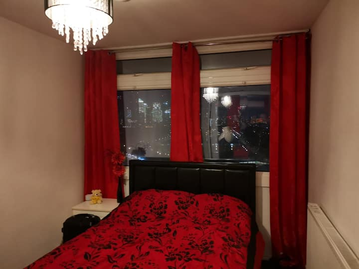 Double room near central London 1min/train station
