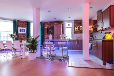 Deco Loft Conversion Shoreditch - Londres - Apartamento