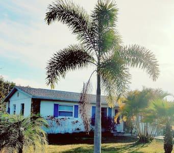 OurCasaSuCasa  Enjoy the Florida Sun PETS Welcomed - Punta Gorda