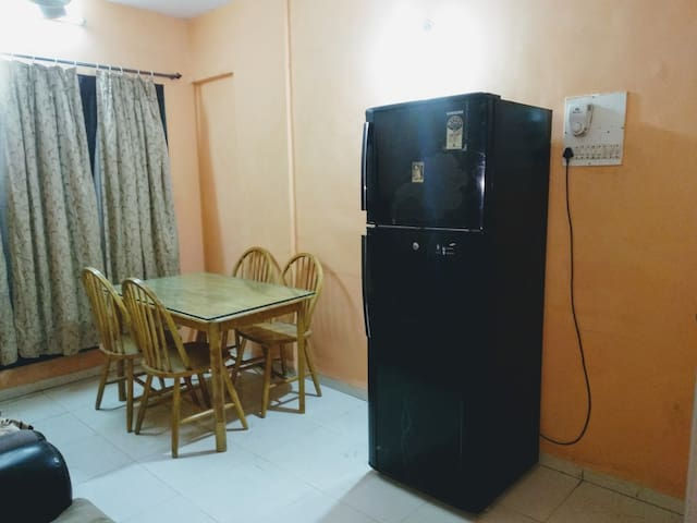 AC Entire 2BHK, Near Panvel Rail Station, Mumbai