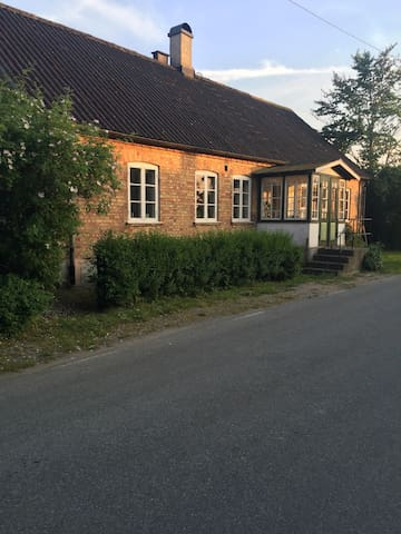 Lovely Country House B&B Österlen - Löderup - Bed & Breakfast