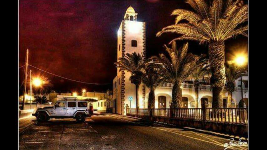 Habitación en Lanzarote - San Bartolomé - Huis