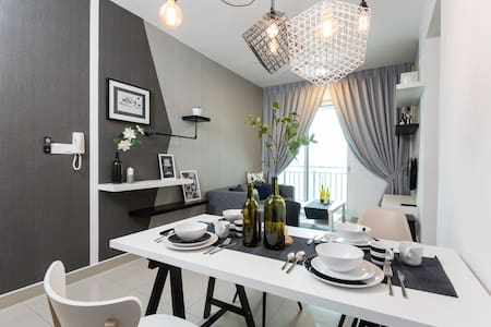 Urban Retreat with Style at De Centrum, Kajang