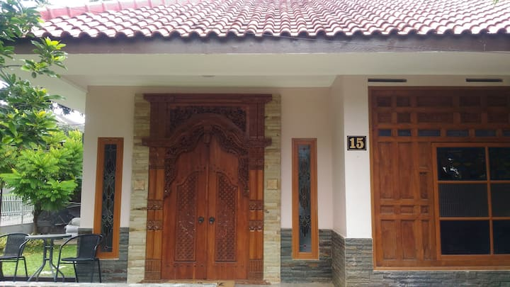 Homestay Cihapit rumahtinggal serasa rumah sendiri