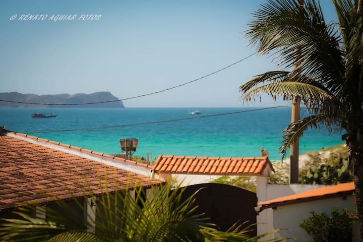 Dunas beach, a paradise in Cabo Frio!