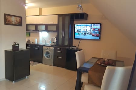Amazing maisonette in Plovdiv.8min walk to Center - 普罗夫迪夫 - 公寓