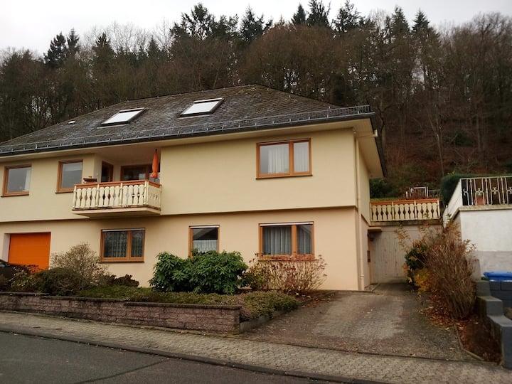 Waldrandidylle klein Home-Office