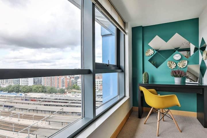 The Exquisite Penthouse of Leeds -Sleeps 8