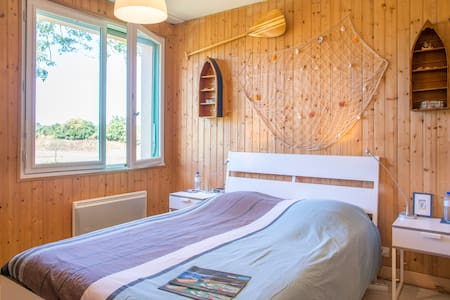 Chambre confort Vendée globe - House