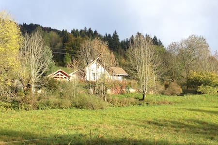 Surrounded by Nature 4/6 beds St Pierre Chartreuse