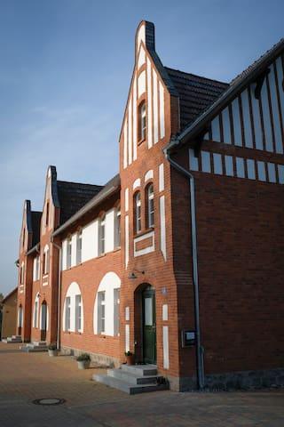 """""""Alte Schule"""" Prillwitz, Ferienappartement 1"""