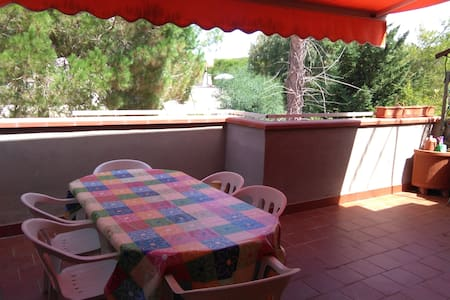 Sardinia - Platamona House 100 meters from the sea