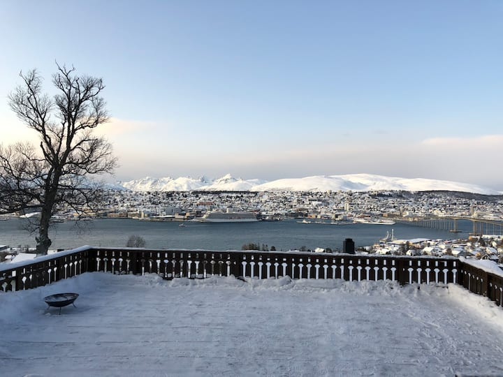 The View - On top of Tromsø