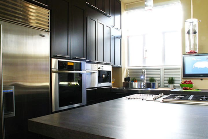Designer Townhouse - Kitchen