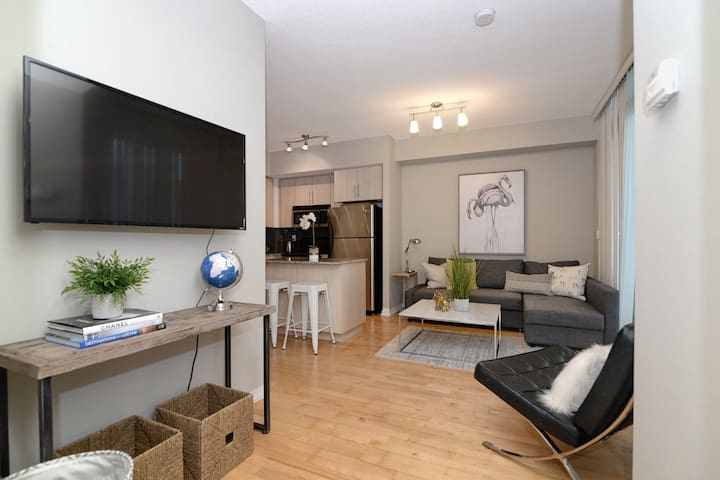 2BDRM + Parking + Sofabed -MTCC, Jays, CN Tower