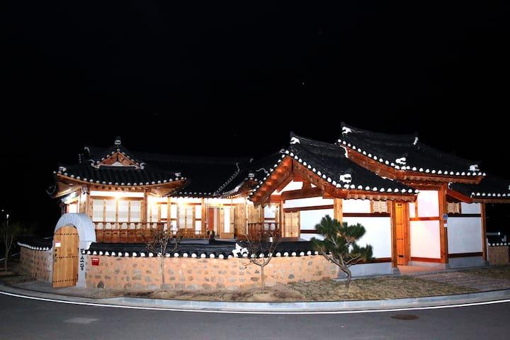 경상북도청 안동 한옥마을 만소당-별채(대추실)