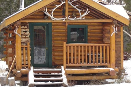 Cabin at Loon Lake on Organic Ranch - Cache Creek - Cabana