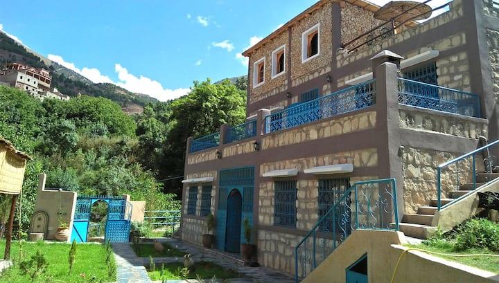 Gite chez Hafid imlil Maroc