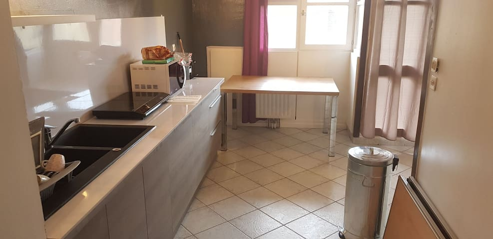 Appartement spacieux