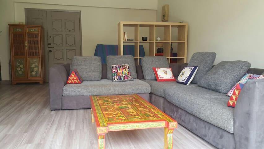 Awesome apartment near Bangsar LRT! - Kuala Lumpur - Daire