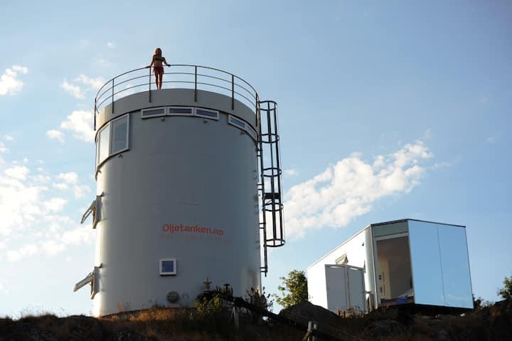 Opplev ett unikt bygg i Lofoten