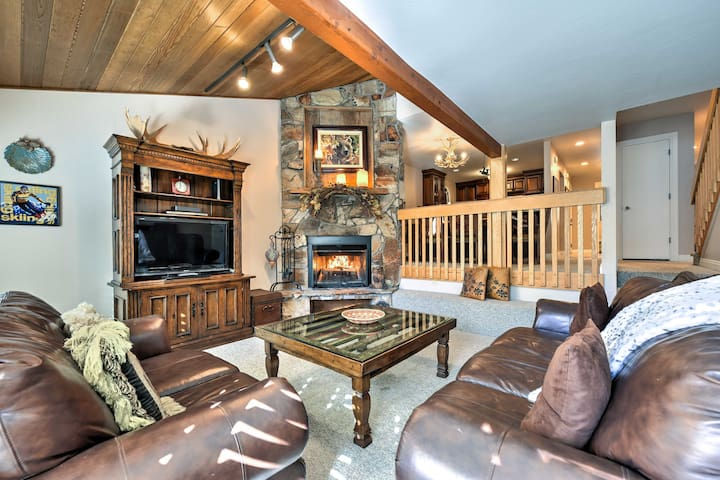 NEW-Park City Townhome w/Hot Tub 1 Mi. to Ski Lift