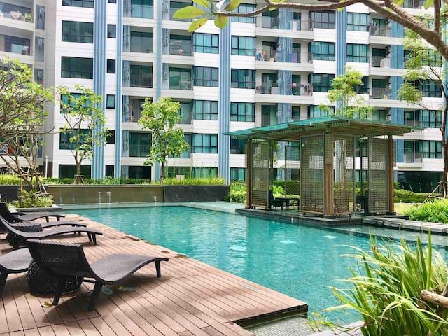 Phuket City Condo near Shopping Center