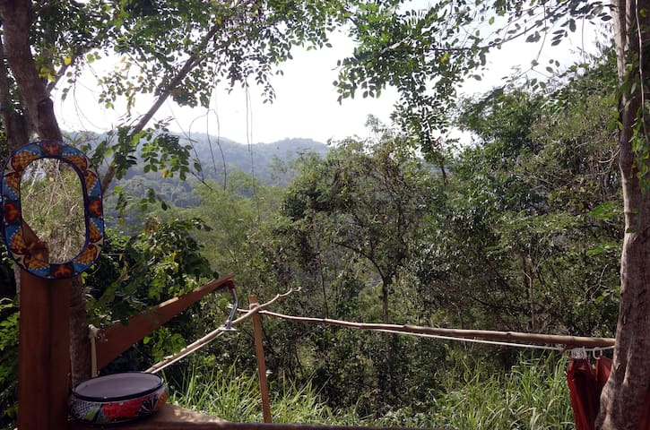 Sayulita Mountain CanopyTent by Campamonte