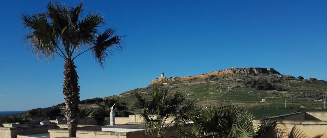 VILLA AL FARO B&B GOZO - Għasri - Bed & Breakfast