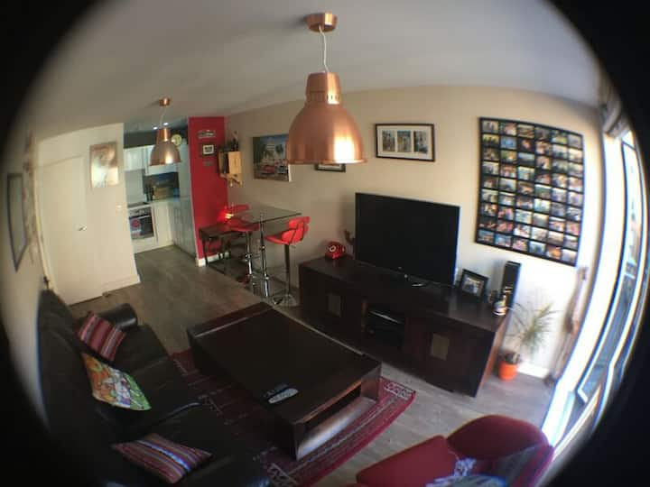 Modern 1 bedroomed flat in Brixton