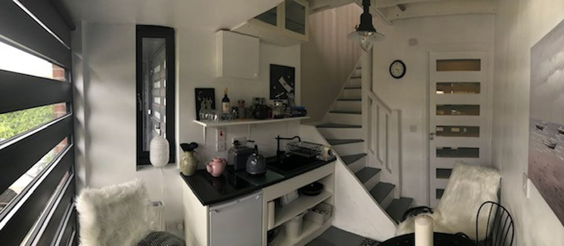 The Cove, Dalkey Charming self contained apt for 2