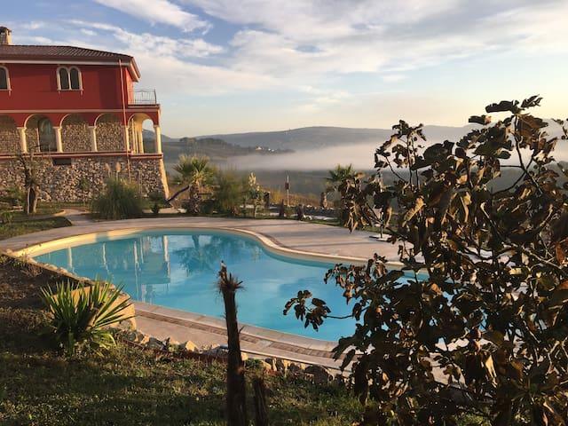 Villa Vento dei Cieli - Zimmer Africa