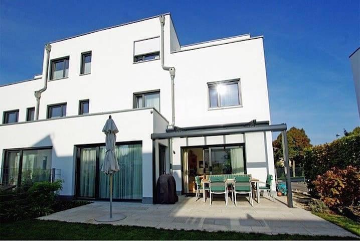 Comfortable and modern City house