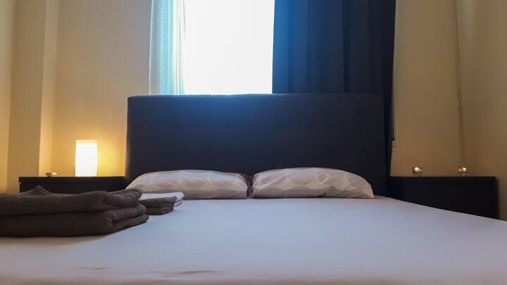 Солнечная 2 спальная квартира в Ларнаке