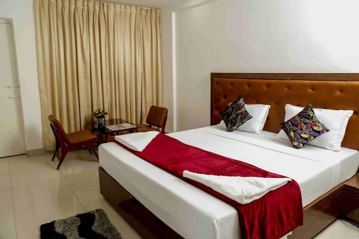 Amaravathi Hotel, Brodipet, Guntur