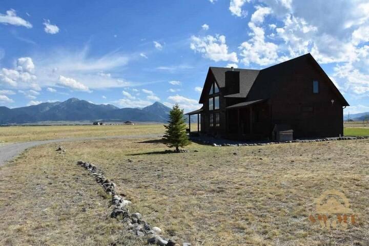 Yellowstone Farm 49 - Stay on a working farm!
