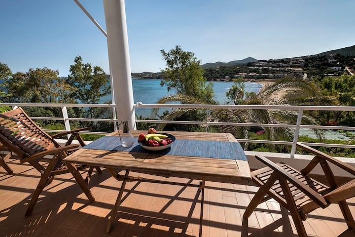 Modern, lux Beach House Artemis Sounion Apartment