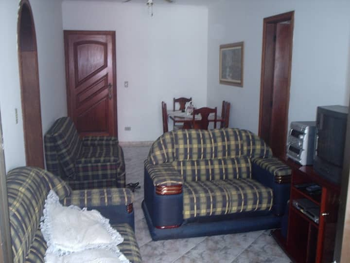 Apartamento Praia Grande Vila Guilhermina SP.
