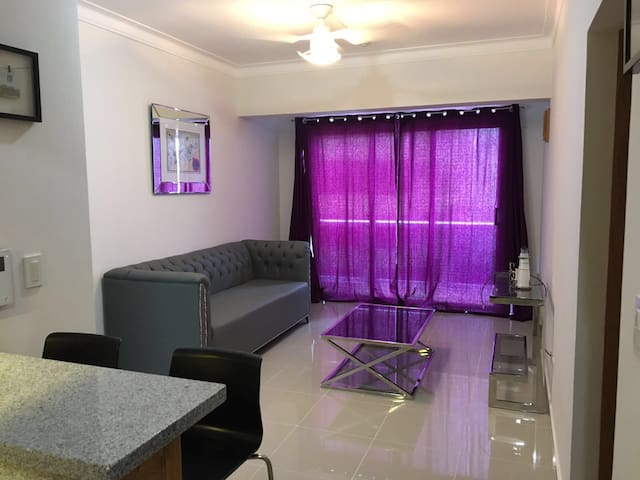 Luxury aparment bella vista - Santo domingo