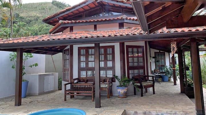 Casa aconchegante em Barequeçaba